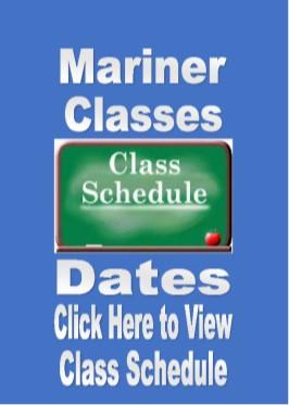 Mariner Class Dates 2021